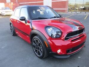 2016 MINI Cooper S Countryman COOPER S ALL4 WITH JCW APPEARANCE