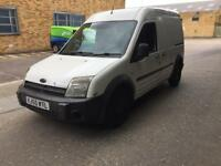 Ford transit connect high roof leather seats