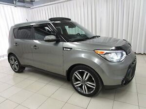2015 Kia Soul SX GDI 5DR. HIGH TRIM HATCHBACK WITH LOW KILOMETER