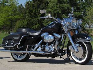 1999 harley-davidson FLHRC Road King Classic   Strong Running 95
