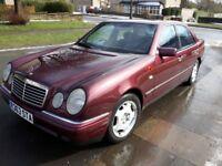 Mercedes Benz E class rare condition