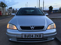 2004 VAUXHALL ASTRA 1.6 NEW MOT VERY CLEAN /audi a3/mazda 6/ford mondeo/vw bora/nissan almera/focus