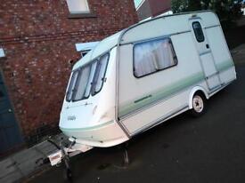 2 Birth Caravan (lightweight 970kg)