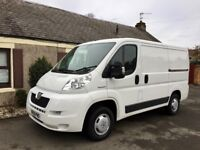 Please read lifetime chance 2009 Peugeot boxer 29k yes 29k ideal camper beautiful specification