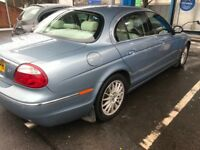 2005 JAGUAR S-TYPE V6 SE AUTO 3.0L PETROL 4 DOOR SALOON ONE OWNER ONE YEAR MOT FULL SERVICE