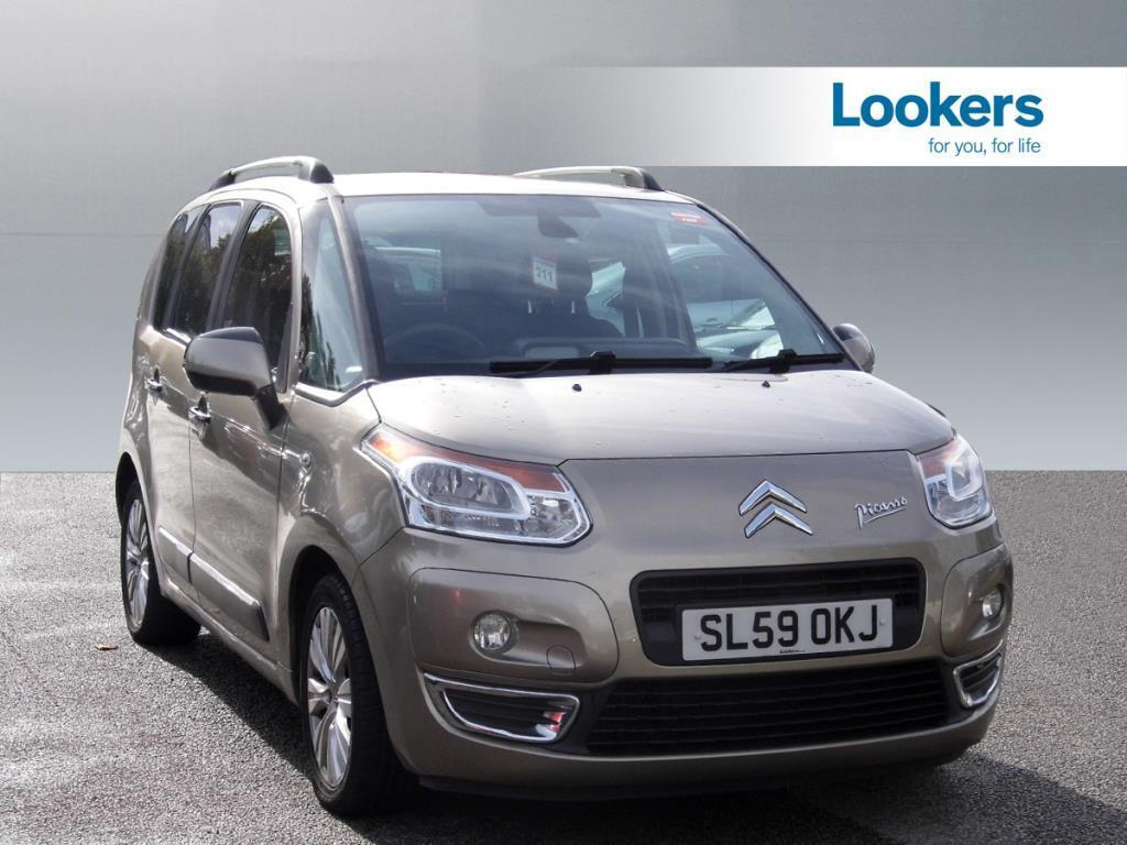 Citroen C3 PICASSO EXCLUSIVE HDI (other) 2009-11-20