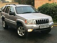 Jeep Grand Cherokee Overland 2.7 CRD 4x4 2004