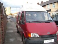 ford transit camper van for sale