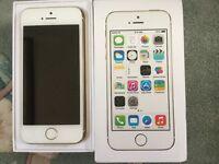 Apple I phone 5s rose gold 16g brand new.