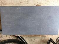 Burghal wall and floor tiles grey stone 900x300 4 boxes of 6 tiles plus spares
