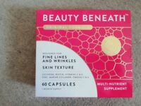 Beauty Beneath anti-ageing capsules