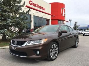2014 Honda Accord Coupe EX-L w/Navi