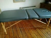 Folding Massage Table