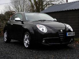 Alfa Romeo Mito 1.4TB Black