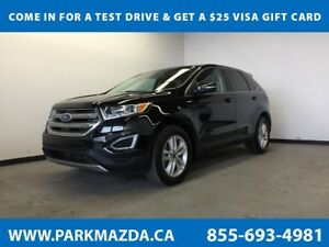 2017 Ford Edge SEL AWD - Bluetooth, Backup Cam, Heated Front Sea