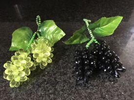 Ornamental grapes