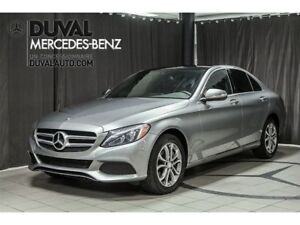 2015 Mercedes-Benz C-Class C300 4MATIC / NAVI GPS BLUETOOTH CAME