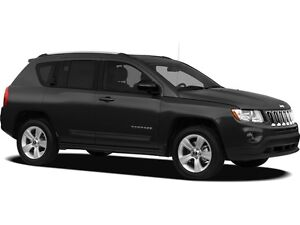 2012 Jeep Compass Sport/North LOW KILOMETRES & CERTIFIED ACCI...