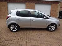 Vauxhall Corsa 1.4 SXI, 5 DOOR 11 PLATE UPDATED MODEL