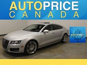 2014 Audi A7 3.0 Progressiv 3.0|NAVIGATION|LEATHER|XENON