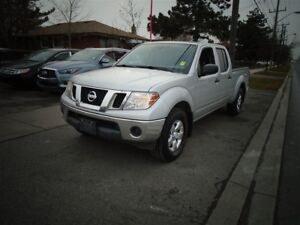 2012 Nissan Frontier SV Crew Cab 4x4 (A5)