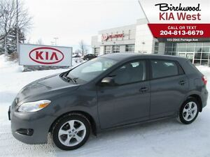 2013 Toyota Matrix 4dr Wgn Auto FWD /THE BLUE PILL or THE RED PI