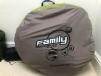Quechua Seconds Family Tent, 4.2, XL