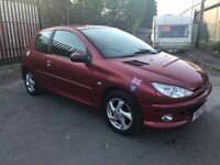 2007 PEUGEOT 206 LOOK - ONE OWNER - 12 MONTHS MOT
