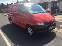 Toyota HIACE EXCELLENT CONDITION