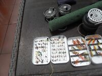 FLY FISHING LOT