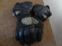 RST winter Motorcycle gloves Used P&P £3.50