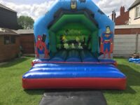 Bouncy castle and disco dome hire from £35