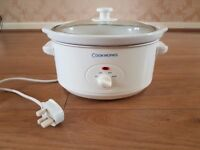 slow cooker nearly new(can deliver)