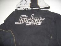 Snickers Work Wear, Multi Pocket Hoodie.