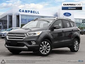 2018 Ford Escape Titanium 2018 PRICED FOR QUICK SALE AWD LOADED