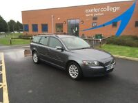 Volvo V50 1.8 S Estate - Lovely condition - huge history - New MOT with no advisories - Great drive