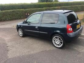 Renault Clio Dynamique 2004 55k excellent condition **QUICK SALE**
