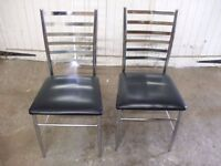 2 Dining Chairs 16/7/16