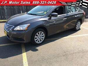 2015 Nissan Sentra S, Automatic, Bluettoth, Only 55, 000km
