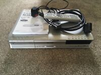 Toshiba hard disc dvd recorder/player