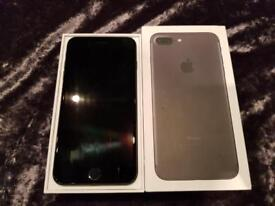 Apple iPhone 7 Plus - 128GB - Black (EE) Smartphone