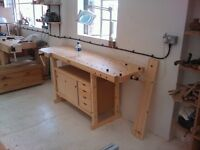 Woodworking workshop space available for £490 per month