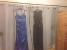 2x PROM DRESSES