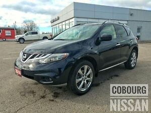 2014 Nissan Murano Platinum LOADED  FREE Delivery