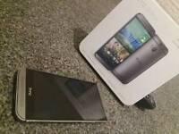 HTC M8 Unlocked boxed