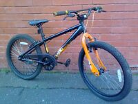 X - Rated Exile Professional Dirt Jump Bike - 24 inches double wheels !