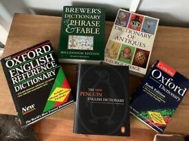 Dictionaries set