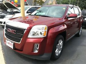 2011 GMC TERRAIN SLE-1 AWD- SECURITY SYSTEM, POWER MIRRORS & WIN