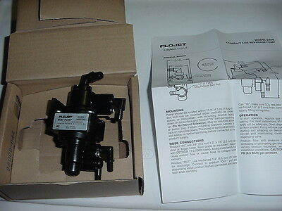 Flojet Xylem Model 5400 Beverage Compact Pump Gas Air-driven Co2 05400130a New