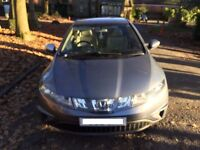 Honda Civic Diesel 2.2 CDTi, Great Runner, MOT May 2017 DAB, Bluetooth, IPOD, Iphone Holder